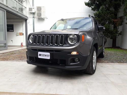 Jeep Renegade 1.8l Sport Automatico 20210 Km E/i #12 Real