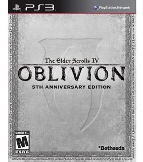 Videojuego The Elder Scrolls Iv Oblivion - Quinta Edición D