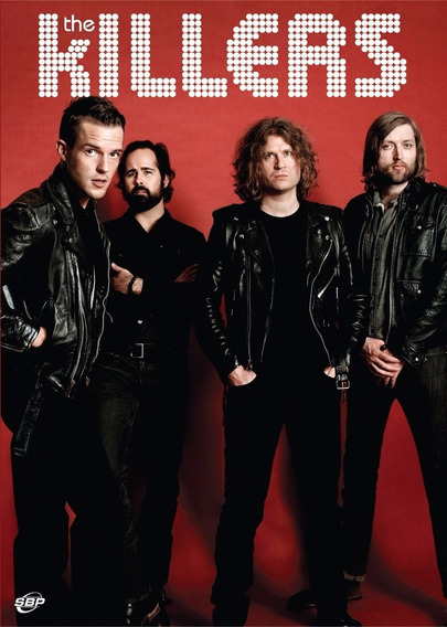 Dvd The Killers Itunes Festival 2012 Raro