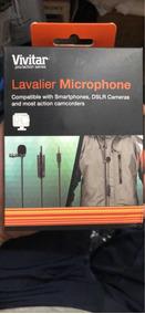 Mini Microfone Vivitar Mc903