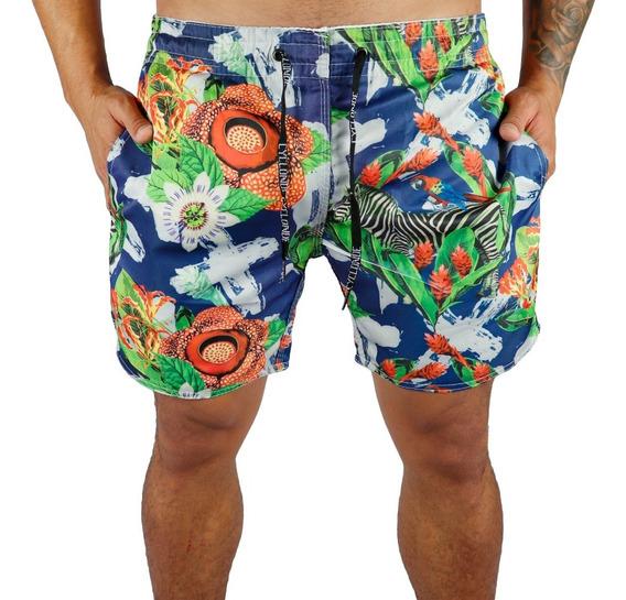 Lote 5 Shorts Masculino Praia Mauricinho Neymar Moda Verão