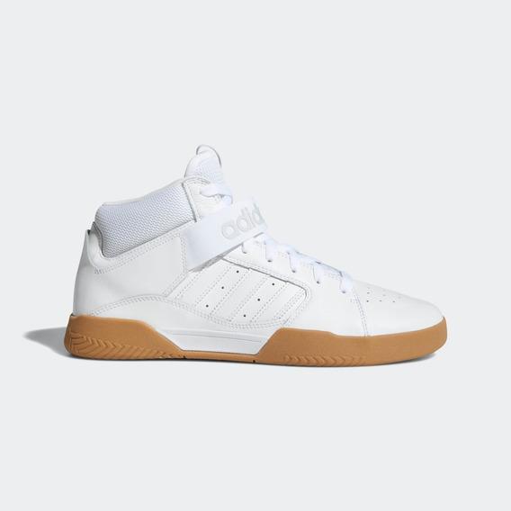 Adidas Mid Zapatillas Urbano Hombres Zapatillas Blanco en