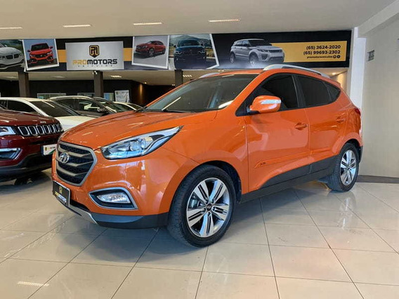 Hyundai Ix35 4x2 At 2.0 16v Flex 4p 2016