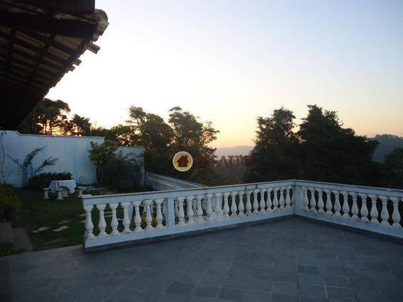Casa Residencial À Venda, Roseira, Mairiporã. - Ca0440