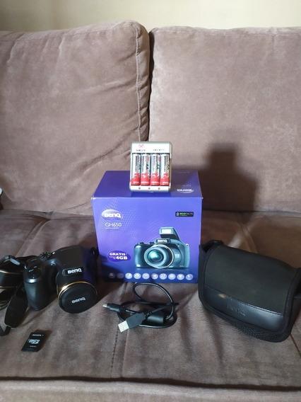 Câmera Semi-profissional Benq Gh 650