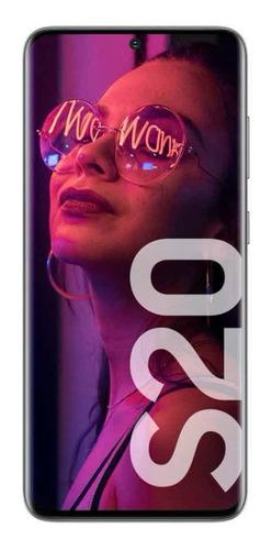 Celular Smartphone Samsung Galaxy S20 128gb Cinza - Dual Chip