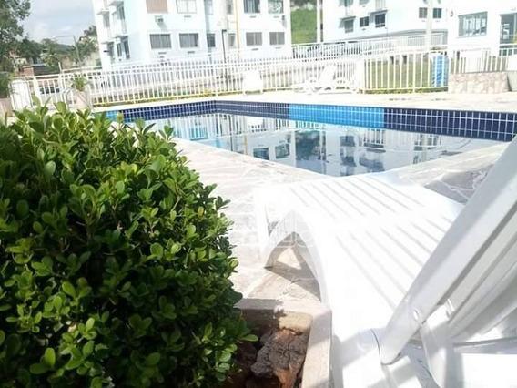 Cobertura Com 2 Dormitórios À Venda, 99 M² Por R$ 290.000,00 - Rocha - São Gonçalo/rj - Co0288