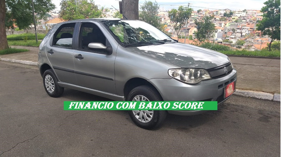 Fiat Palio 2008 Financiamento Com Score Baixo