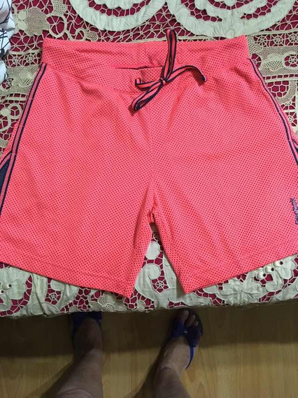 Short Reebok Rosa Chicle Impecable