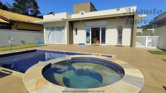 Casas Em Condomínio À Venda Em Atibaia/sp - Compre O Seu Casas Em Condomínio Aqui! - 1464737