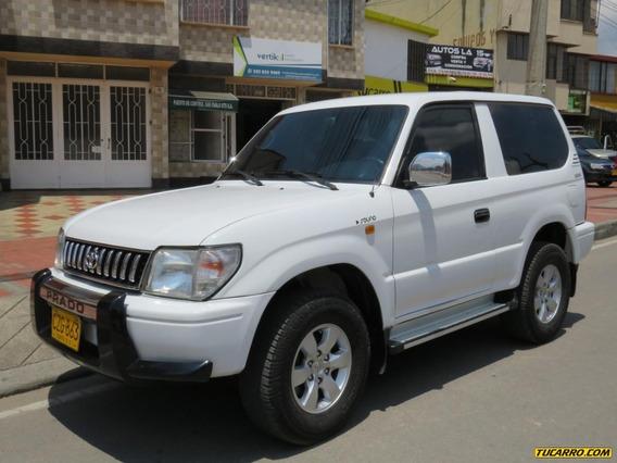 Toyota Prado Sumo 3p Mt 2700cc Aa 4x4