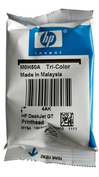 Cabeça De Impressao Gt51 Hp 5822 Hp M0h50a Colorida