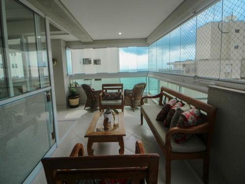 Apartamento Com 3 Dormitórios À Venda, 150 M² Por R$ 1.250.000,00 - Praia Das Astúrias - Guarujá/sp - Ap4417 - 34711308