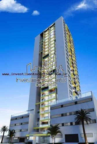 Apartamento À Venda Em Mogi Das Cruzes/sp - Studio-351-1371611