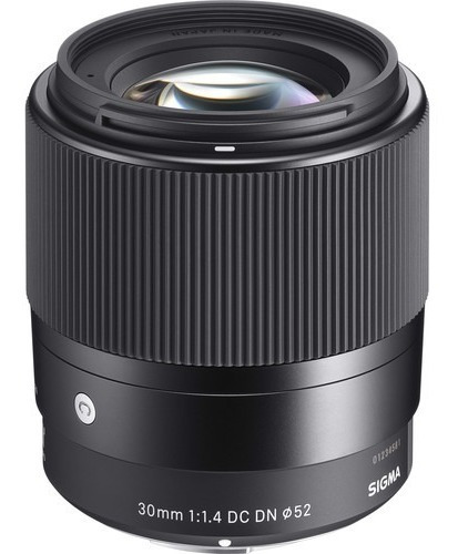 Lente Sigma 30mm F/1.4 Dc Dn Contemporary - Sony Novo