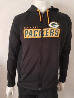 Chamarra Majestic Packers De Green Bay Original