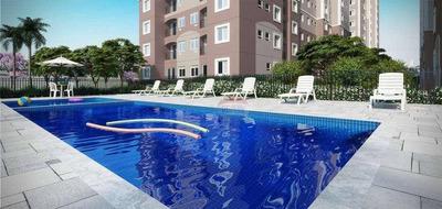 Apartamento Residencial À Venda - Vila Bergamo - Ap0504