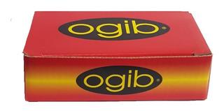 Clips Invisible Ogib X 200 Gr. Rubios Y Negros