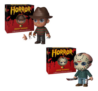 Funko Five Star Chucky Freddy Jason It Pennywise Horror