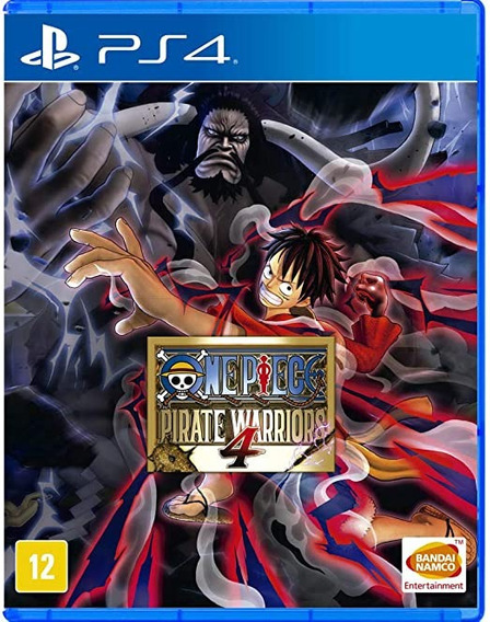 Ps4 - One Piece Pirate Warriors 4
