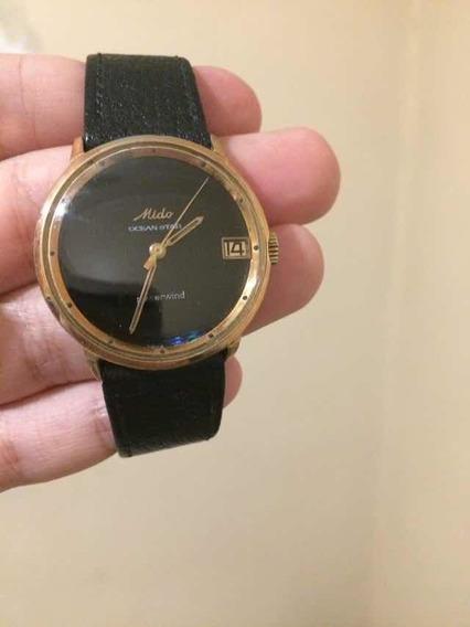 Relógio Mido Ocean Star Vintage Raríssimo