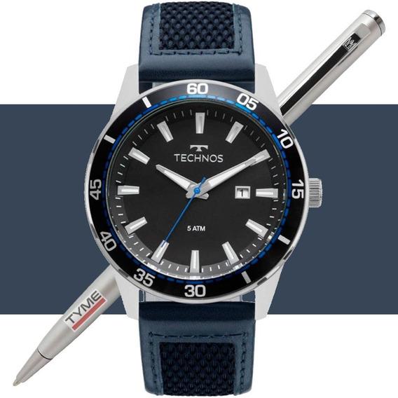 Relógio Technos Masculino Racer 2115mmz/0a - C/ Nota Fiscal