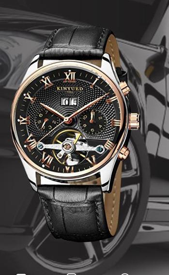 Relógios Mecanico Binssaw Marca De Luxo Top Original