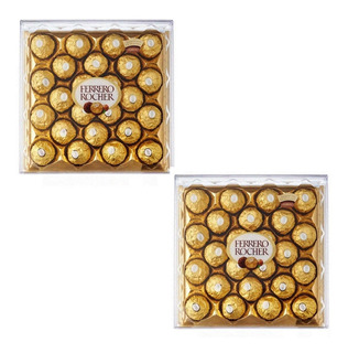 Ferrero Rocher Chocolates 48 Piezas 2 Cajas De 24
