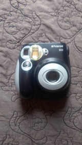 Polaroid Pic-300 Câmera Instantâneas Preta