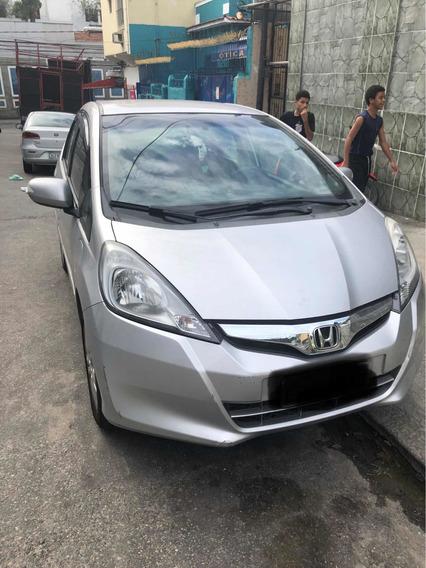 Honda Fit 1.5 Exl Flex Aut. 5p 2013