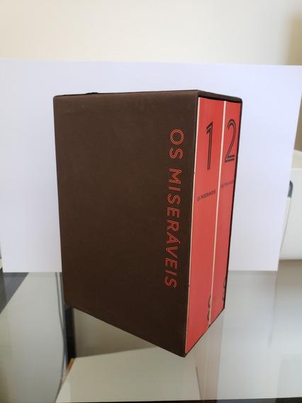Box Os Miseráveis Editora Cosacnaify
