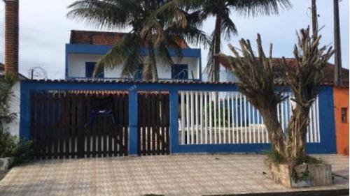 Ótima Casa Com Piscina Em Itanhaém Litoral Sul - 5831| Npc