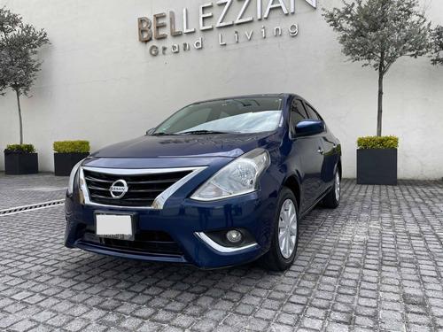 Imagen 1 de 13 de Nissan Versa 2018 1.6 Advance At