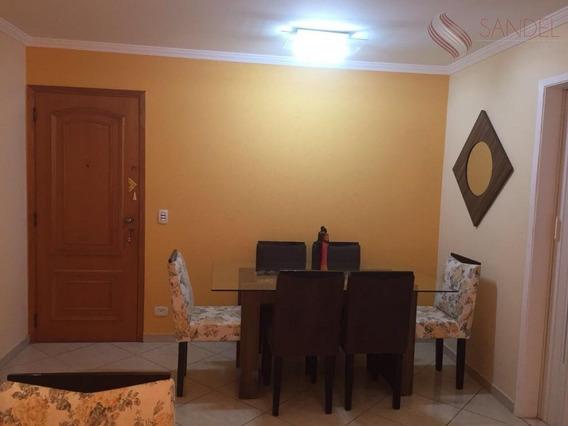 Lindo Apto Para Venda Na Cidade Ademar Com 65m², 2 Dorm, 1 Banheiro E 1 Vaga (l) - Ap0659
