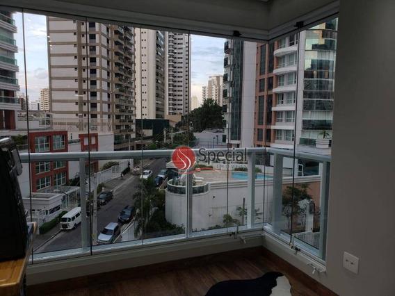 Apartamento Com 2 Dormitórios À Venda, 76 M²- Jardim Anália Franco - São Paulo/sp - Ap11478