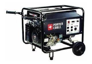 Grupo Electrogeno Generador Porter Cable Pci5000 5200w Nafta