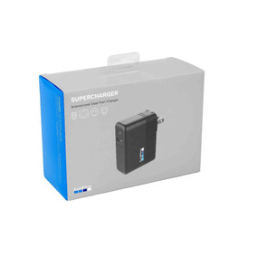 Carregador Parede Gopro Supercharger Hero 5 6 Awalc-002