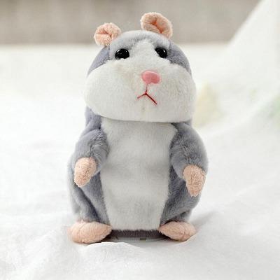Hamster Falante 15cm