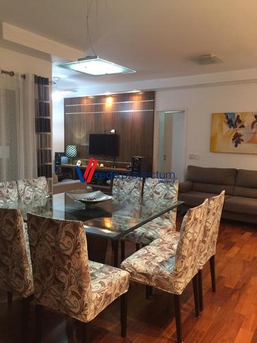Apartamento À Venda Em Loteamento Residencial Vila Bella - Ap227472
