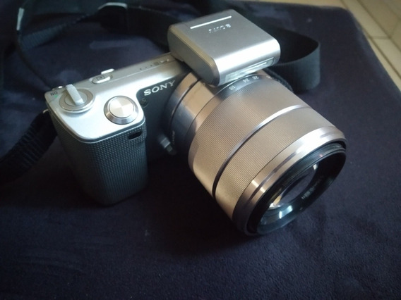Câmera Fotográfica Sony Nex 5