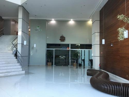 Sala Para Alugar, 42 M² Por R$ 2.100,00/mês - Empresarial 18 Do Forte - Barueri/sp - Sa0257