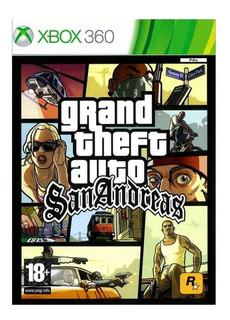 Gta San Andreas Xbox 360 | Xbox 360 Digital