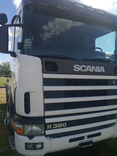 Scania R 380 4x2t - Año 2007