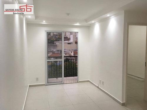 Apartamento À Venda, 50 M² Por R$ 320.000,00 - Freguesia Do Ó - São Paulo/sp - Ap2185