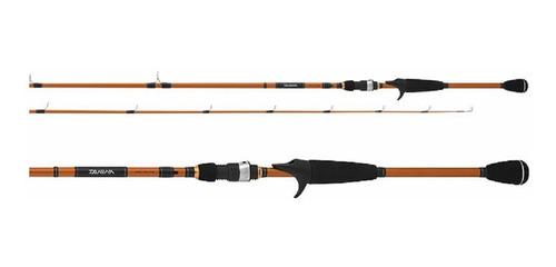 Caña Baitcasting Daiwa Aird Rod  12-25 Lbs (1,68 Mts) - 1 Tr