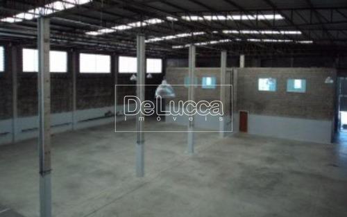 Imagem 1 de 9 de Galpão Á Venda E Para Aluguel Em Recreio Campestre Jóia - Ga004413