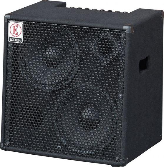 Eden Ec 210 Amplificador Para Bajo Eléctrico 2x10