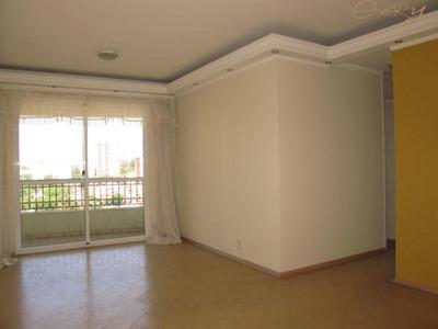 Apartamento Para Locação No Jardim Marajora, São Paulo, Sp - Eh1775