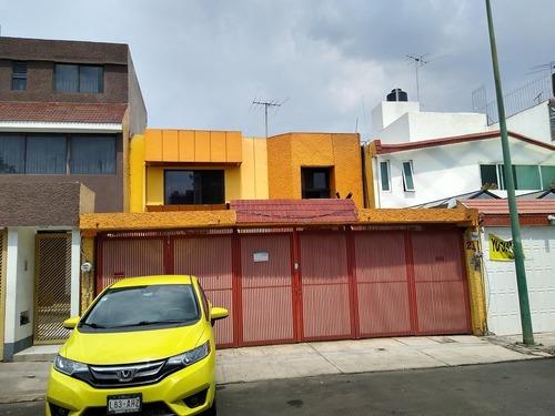 Venta Casa Campestre Coyoacan Cerca Alameda Del Sur