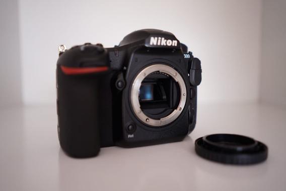 Nikon D500 Super Nova [não É Nikon D750, D800, D850, D5000]